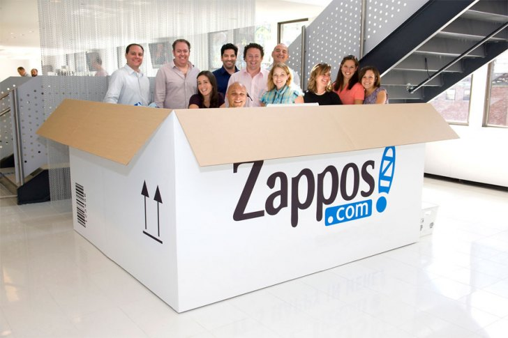 Zappos cultura de empresa